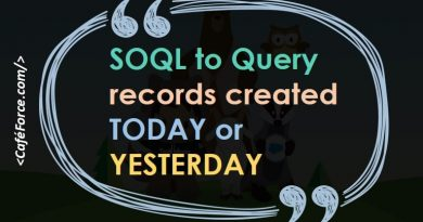SOQL to query records created/modified today or yesterday