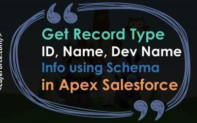 get-recordtype-id-name-schema-apex
